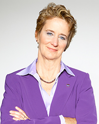 SEIU Executive President, Mary Kay Henry