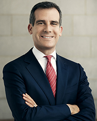 Mayor Eric Garcetti 200