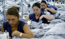 Garment workers in Costa Rica. (Reuters/Juan Carlos Ulate)
