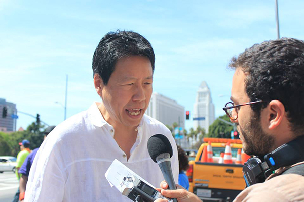 600 LAANE - Kent Wong speaks