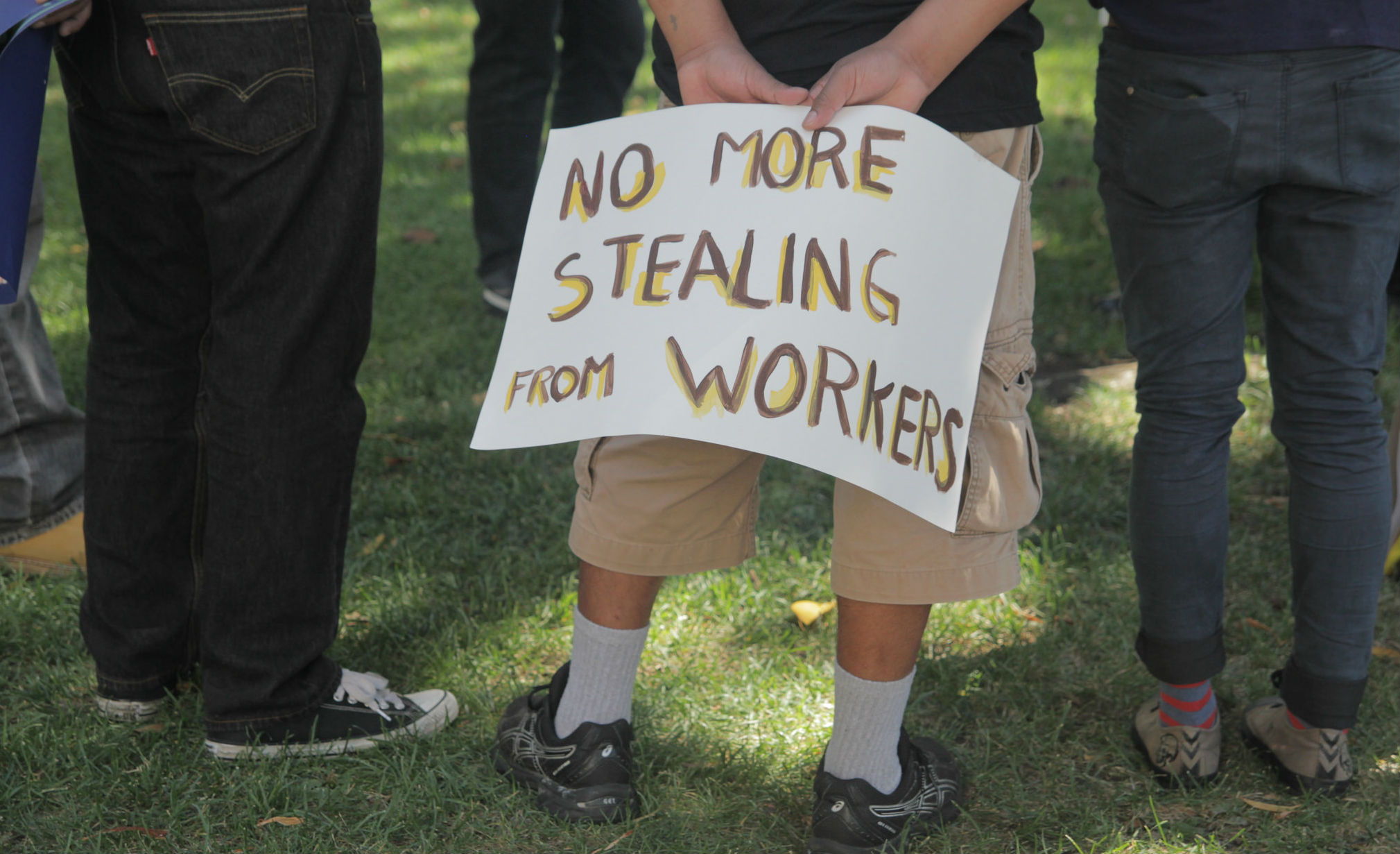 Wage Theft Hurts Workers' Health