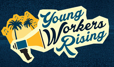 Young Workers Rising Block Party