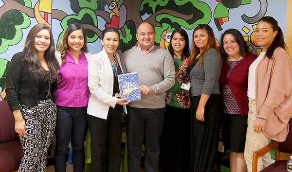 The El Salvador Project Begins