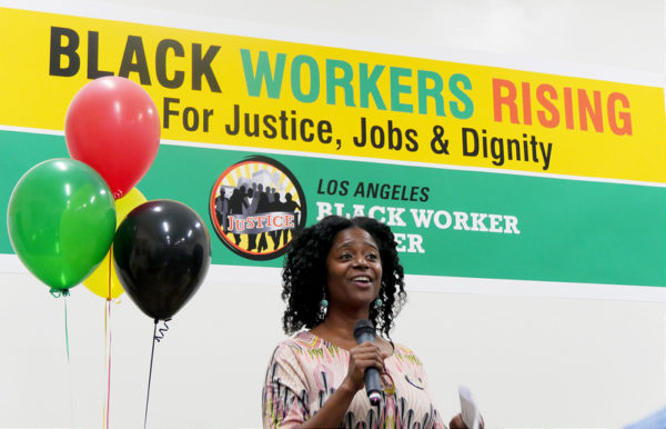 Ready to Work, Uprooting Inequity: Black Workers in California