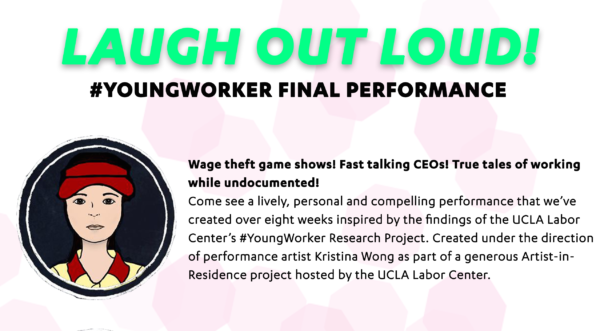 Laugh Out Loud! #YoungWorker Final Performance