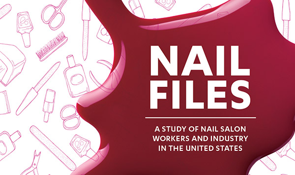 UCLA Releases First National Study of Labor Conditions in Nail Salon Industry