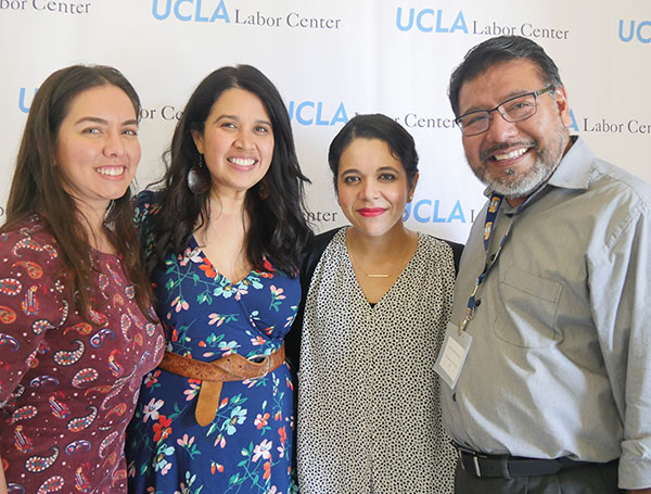 UCLA Labor Center Hosts Tri-national Labor Focused on Gender and Migration
