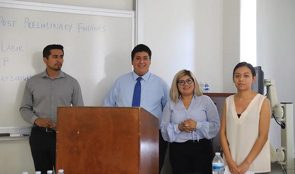 Q&A: LSRIP Alumni Gloria Perez & Juan Muñoz