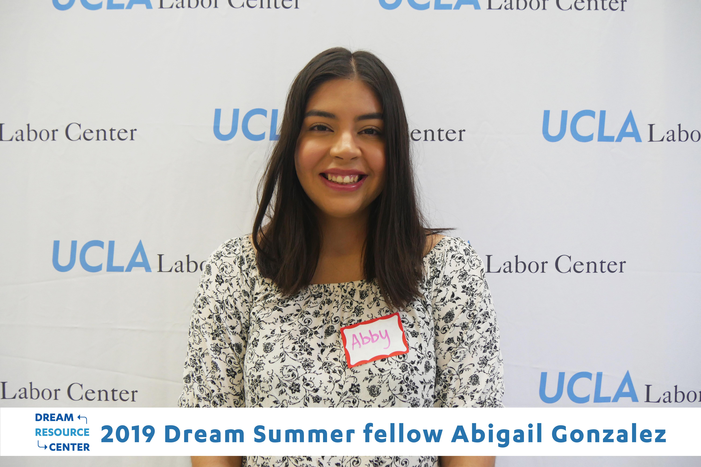 Meet Dream Summer 2019 Graduate, Abigail Gonzalez